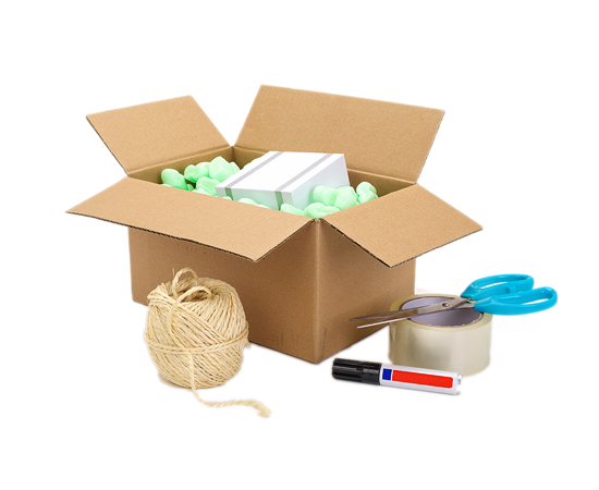 buy strong moving boxes or cartons